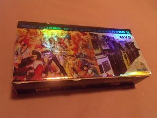 [AES] Review du Neo Super MVS-SNK Convertor II 2011 version  DSCF4280
