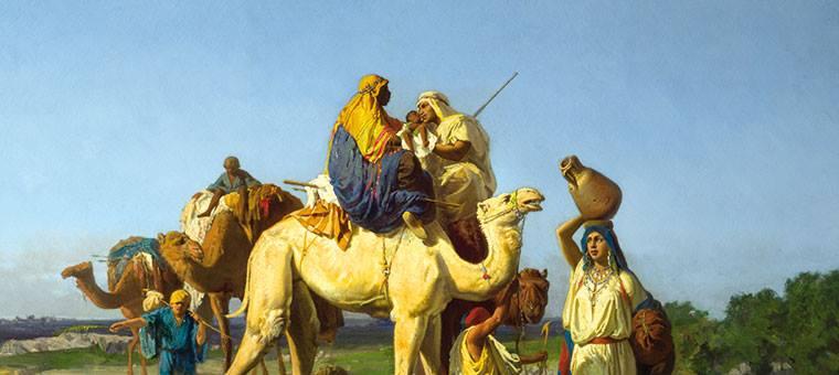 Islàm, una religione che fa paura. Beduini