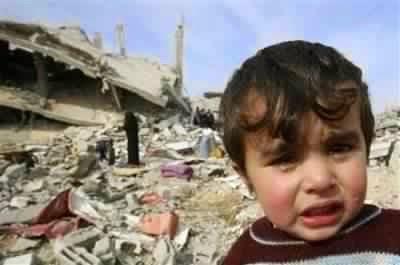 Où VAS LE MONDE IMMONDE Gaza_War