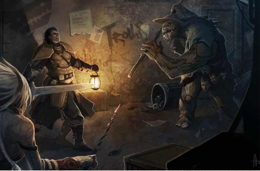L'éveil des Seigneurs des runes - résumés - Page 2 Scarecrow