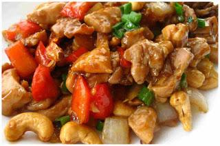 احلى مطاعم الكويت | مطاعم توصيل طلبات بالكويت | طريقة تحضير الدجاج بالكاجو الصينى 19383-chinese-cashew-chicken