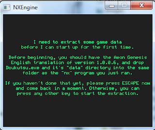 NXEngine / Cave Story pour DC 2