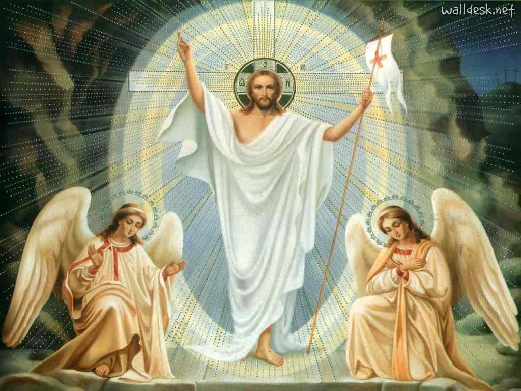 Los días que estremecieron al mundo Jesus%2BResucitado%2BA