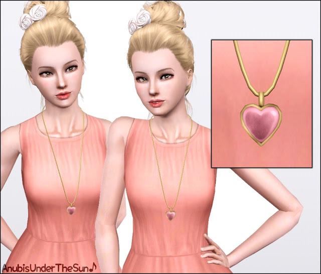Sweet Valentine Set (Dress & Pendant) by Anubis SweetValentine_4