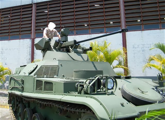 Venezuela Armed Forces - Page 2 Army_of_Venezuela_to_modernize_French-made_AMX-13_APC_with_Russian-made_turret_MB2-04_640_001