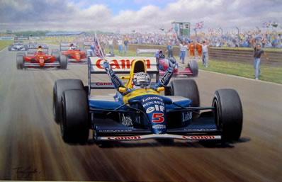 Nigel Mansell BIOGRAFIA Large700100l00l