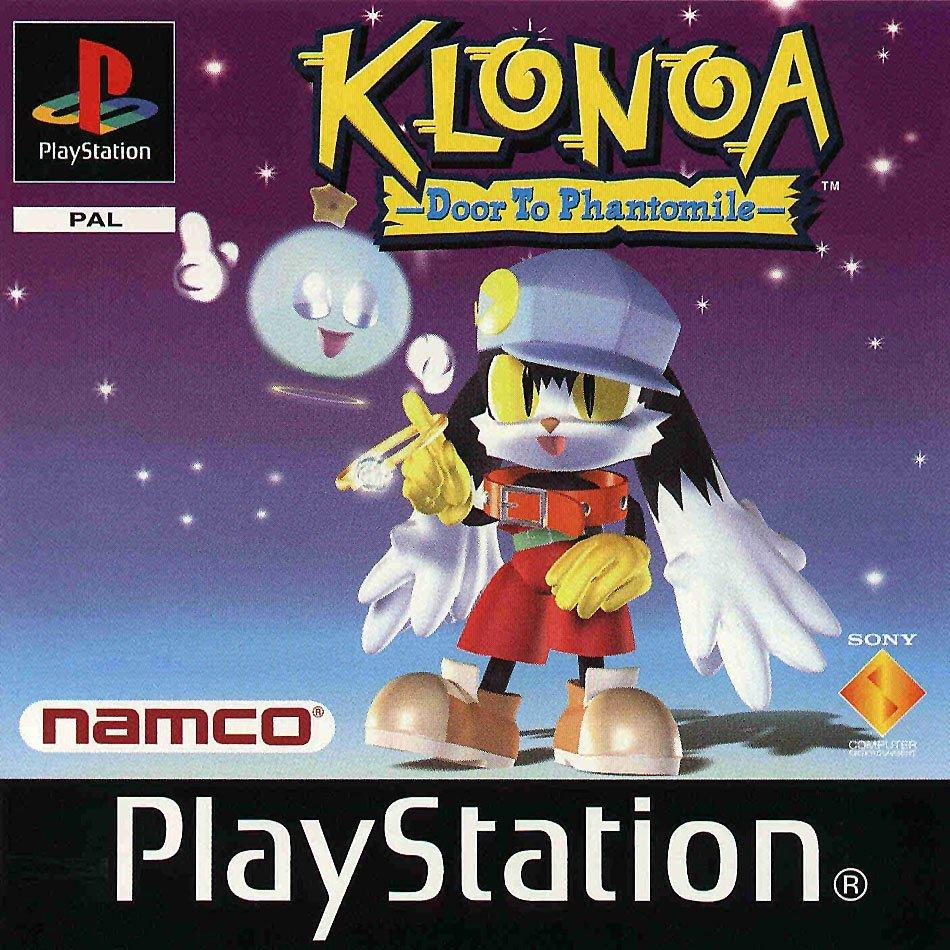 ¿Qué videojuegos marcaron tu infancia? Klonoa