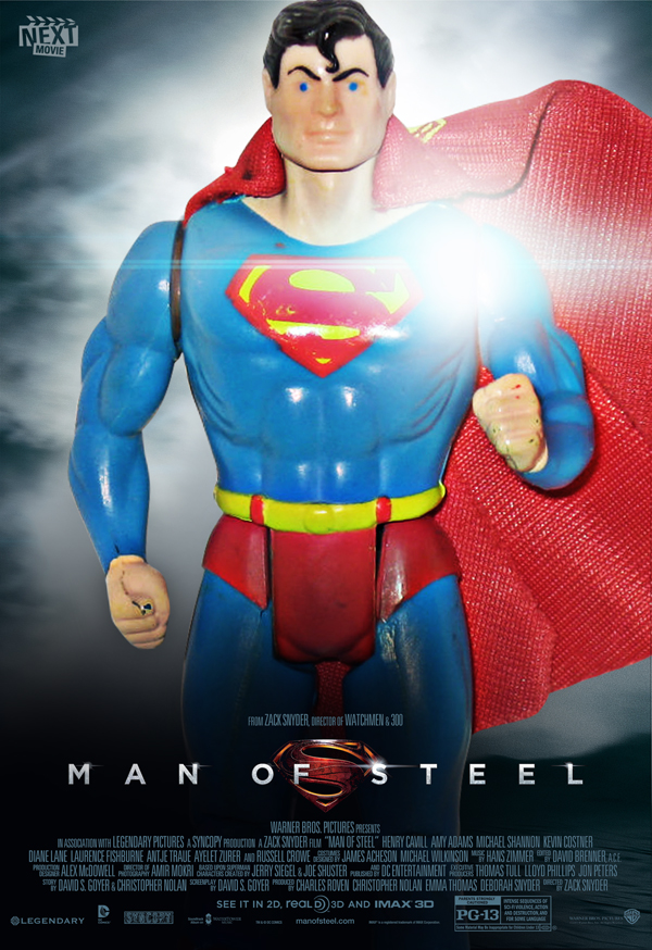 [Concurso Mensal de Fotos] - Votação Encerrada - Dezembro 2013. - Página 9 Man-of-steel-action-figures