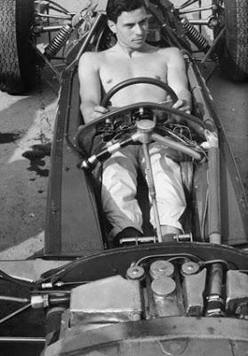 HISTORIA DE LA F1 DESDE 1950 HASTA EL 2000 *F1 By Riky * 425-Jim-Clark-Cruel-Sport