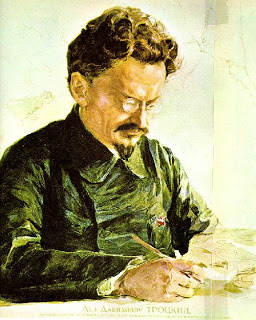 """""""Frases y citas revolucionarias"""" de Marx, Engels, Lenin, Che Guevara, Fidel Castro, Trotsky, otros autores ... Trotsky"""