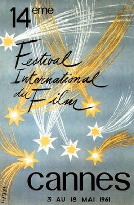 Međunarodni filmski festivali  Cannes%2Bfestival%2Bposter%2B1961