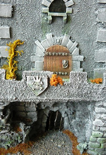 Dwalthrim's smithy - my table and terrain Dt03