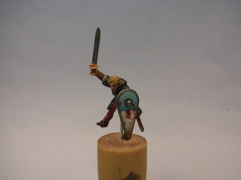 28mm Crusader spearmen for HC TrankedHP1