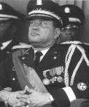 Martelly veut constituer une nouvelle force armée HenriNamphy.jpg