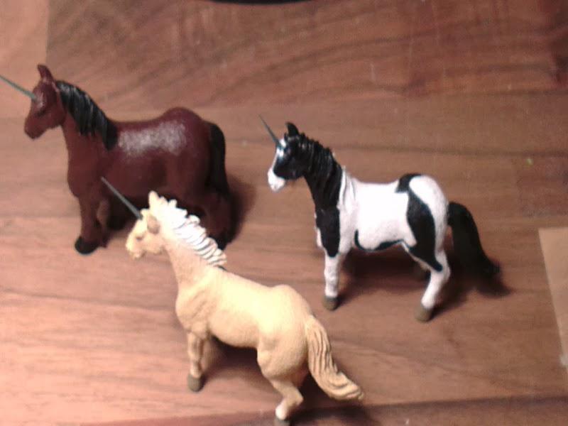 Hordes of the things unicorns UnicornsGreensHP