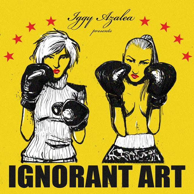 "Mixtape >> ""Ignorant Art"" IGGY_COVER_small"