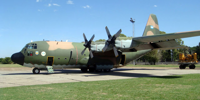 Hércules TC-60 al museo de Morón TC-60