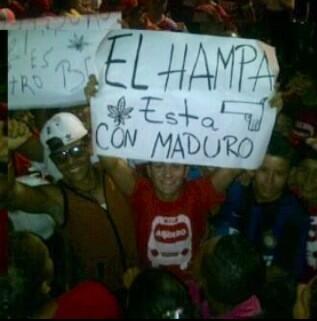 Crisis de inseguridad en Venezuela. (sálvese quien pueda) - Página 4 MaduroHampa