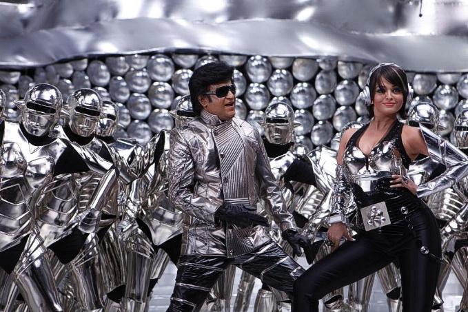 Rajinikanth and Aishwarya Rai in Tamil film Enthiran(The Robot)-12 Post-55-0-39976300-1305793006