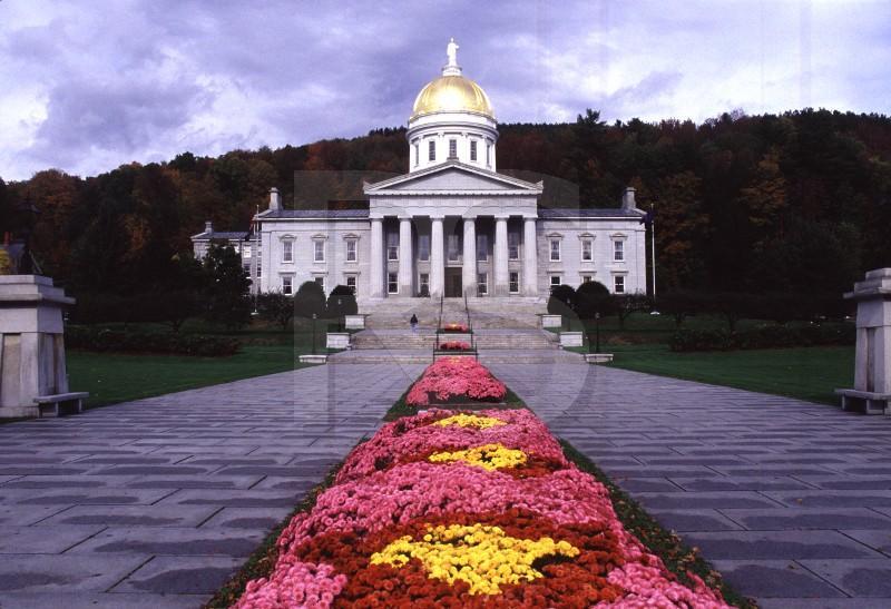 Sjedinjene Američke Države VermontCapitolBuilding