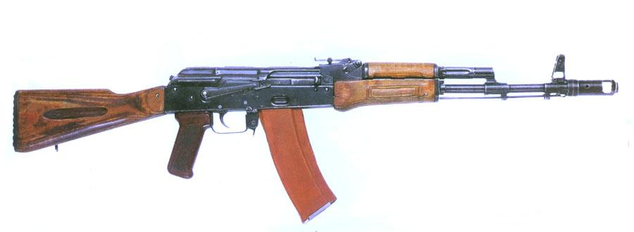 Armes d'Infanterie chez les FAR / Moroccan Small Arms Inventory - Page 5 AK74