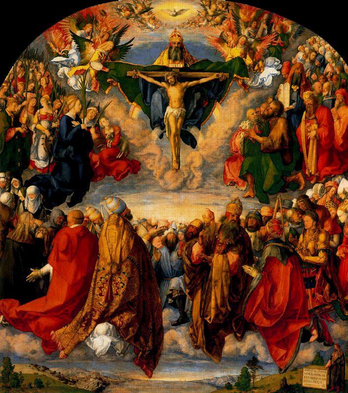 Fête de la Toussaint 1-todos-los-santos-alberto-durero