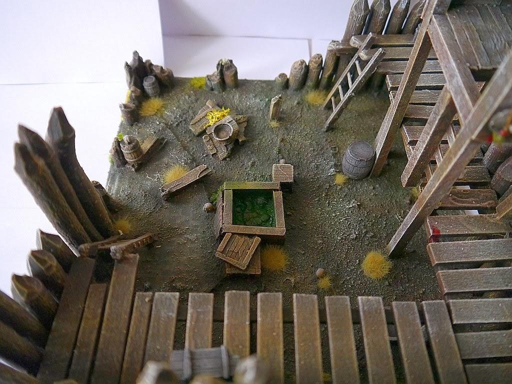 Dwalthrim's smithy - my table and terrain Zrujnowana_straznica_14