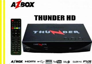 NOVA ATUALIZAÇÃO DO SEU APARELHO AZBOX THUNDER TRANSFORMADO AZAMERICA S1008 HD Azbox-thunder-hd-