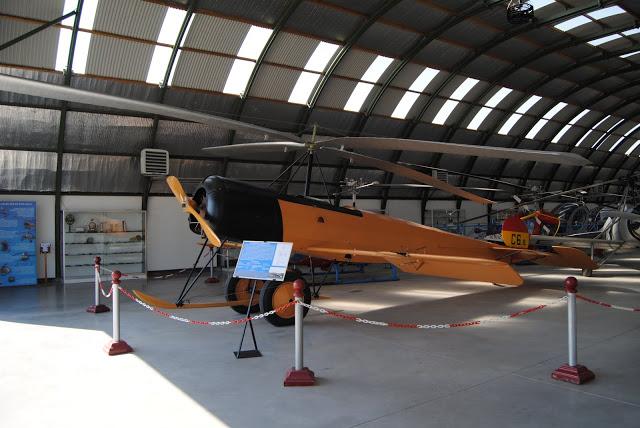 Autogiro La Cierva.  03