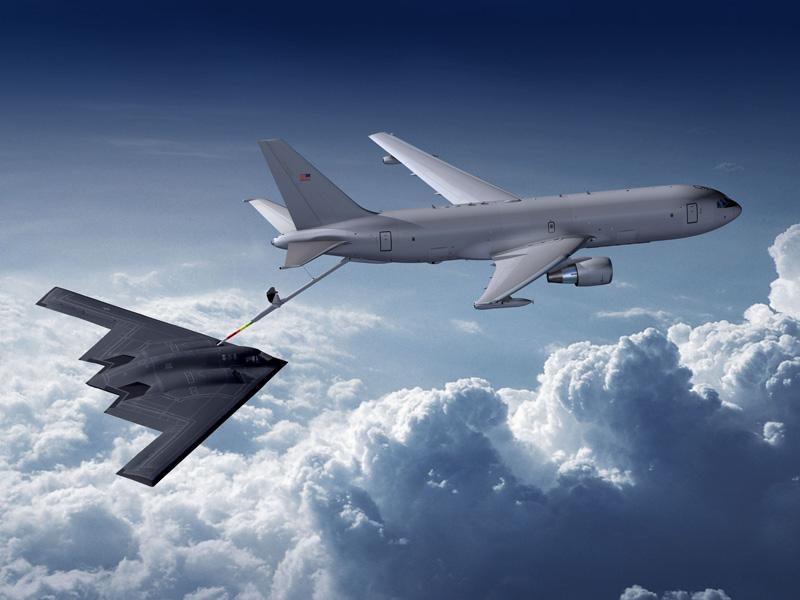 Boeing KC-46 ( avión cisterna bimotor a reacción USA )   Foto