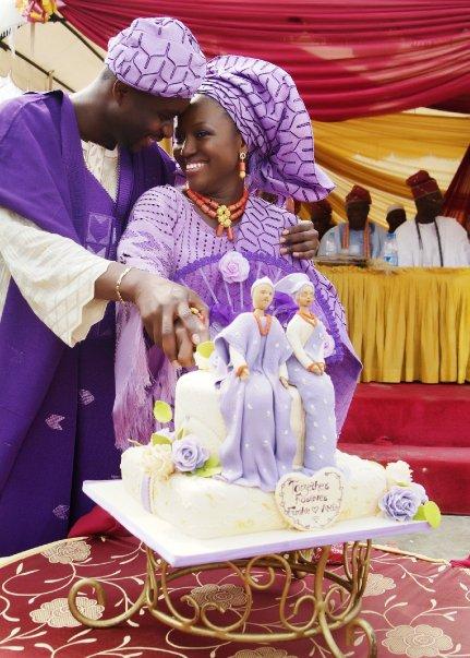 Gateaux de Mariage traditionnel en Afrique Wedding4