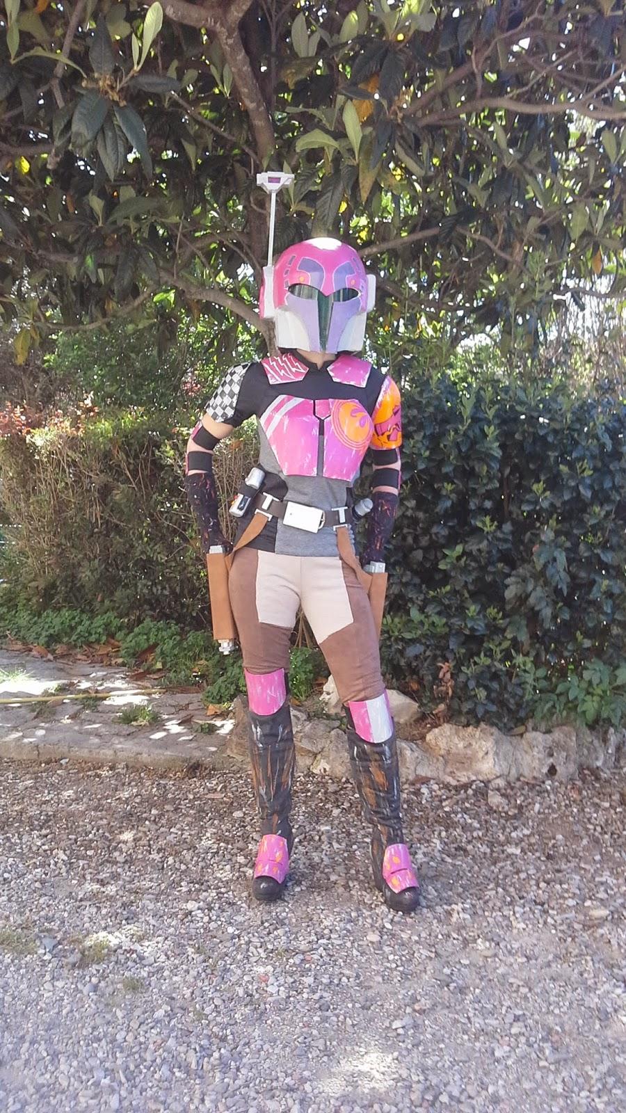 le cosplay de ma fille ma femme et le mien 20150405_130126