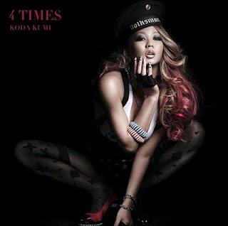 """Koda Kumi >> mini-álbum """"4 Time"""" L_p0016749232"""