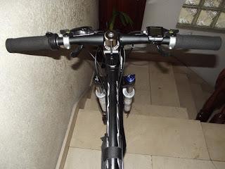 Presento los cambios que han dado lugar a la nueva bici que he montado sobre el 9C de 3,5 kW 7