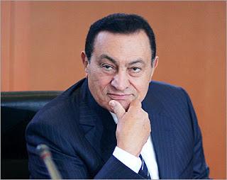 تأجيل محاكمة مبارك الى 5 سبتمبر القادم Moubarak