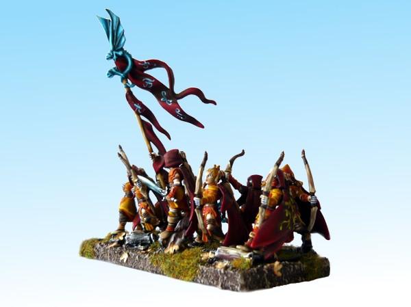 Skavenblight's Wood Elves - Page 2 Glade_guards_12