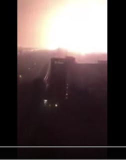 UPDATE: China: Massive Explosion Rocks Chinese Port city of Tianjin: Many feared dead  Jhsdbsjh