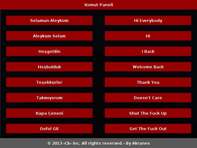 Login Panel Script +10 243kcvn