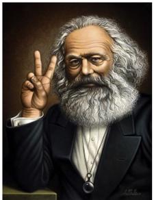El hombre más listo del mundo. (Y el más guapo) - Página 3 Karl-Marx