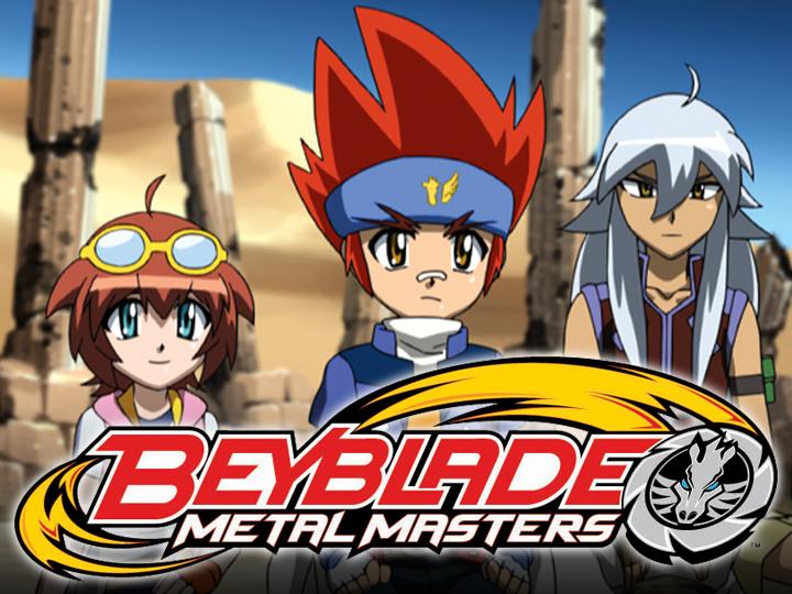 Beyblade Ultimate Fusion Beyblade-metal-masters