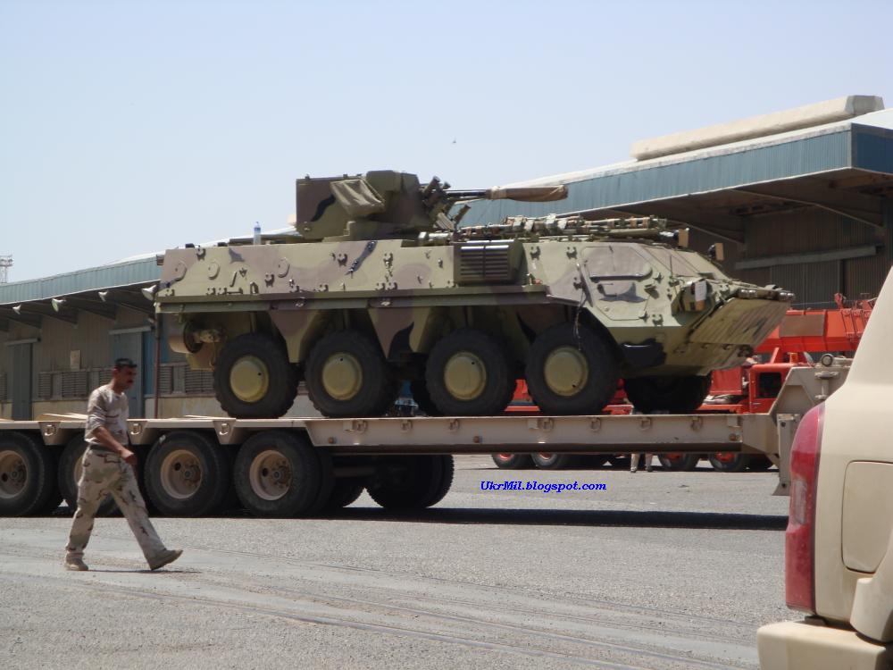 العراق تدرس إمكانية فسخ عقد لشرء 420 مدرعة Iraq2