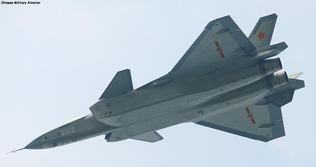 Chengdu J-20 Stealth Fighter - Page 4 J-20_2012e
