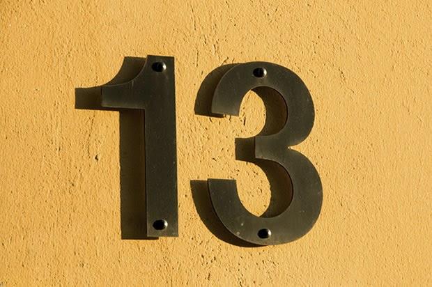 Numri - Numri 13 Thirteen