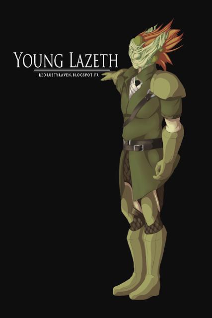 La galerie dessinée de Raven Young%2BLazeth