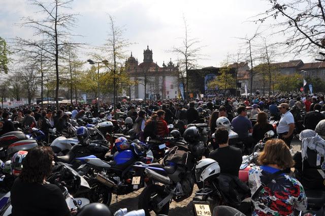 Nacional - Barcelos recebeu de braços abertos o Dia Nacional do Motociclista DSC_6837