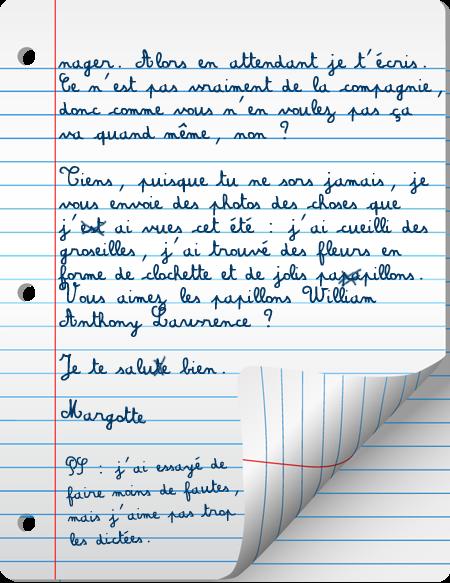 [PS épistolaire] Margotte à Lyam - 9 août 2014, p.4 Lettre3