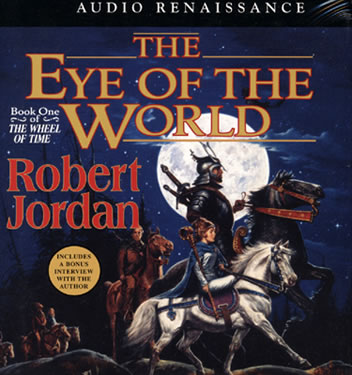 Your Favorite Books? Eye-of-the-world