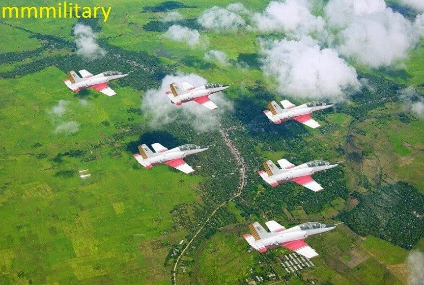 Myanmar Myanmar%2BAir%2BForce%2Baircraft%2Bget%2Bsix%2Bnew%2BChinese%2BK-8%2Btrainer%2Baircraft%2B3