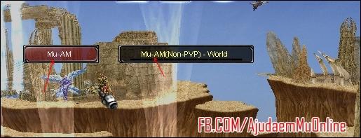 Como mudar o nome do servidor no client (onde seleciona a sala) (Com MagicHand 2.0) [Mu Online] Mudarnomedoserverpart0