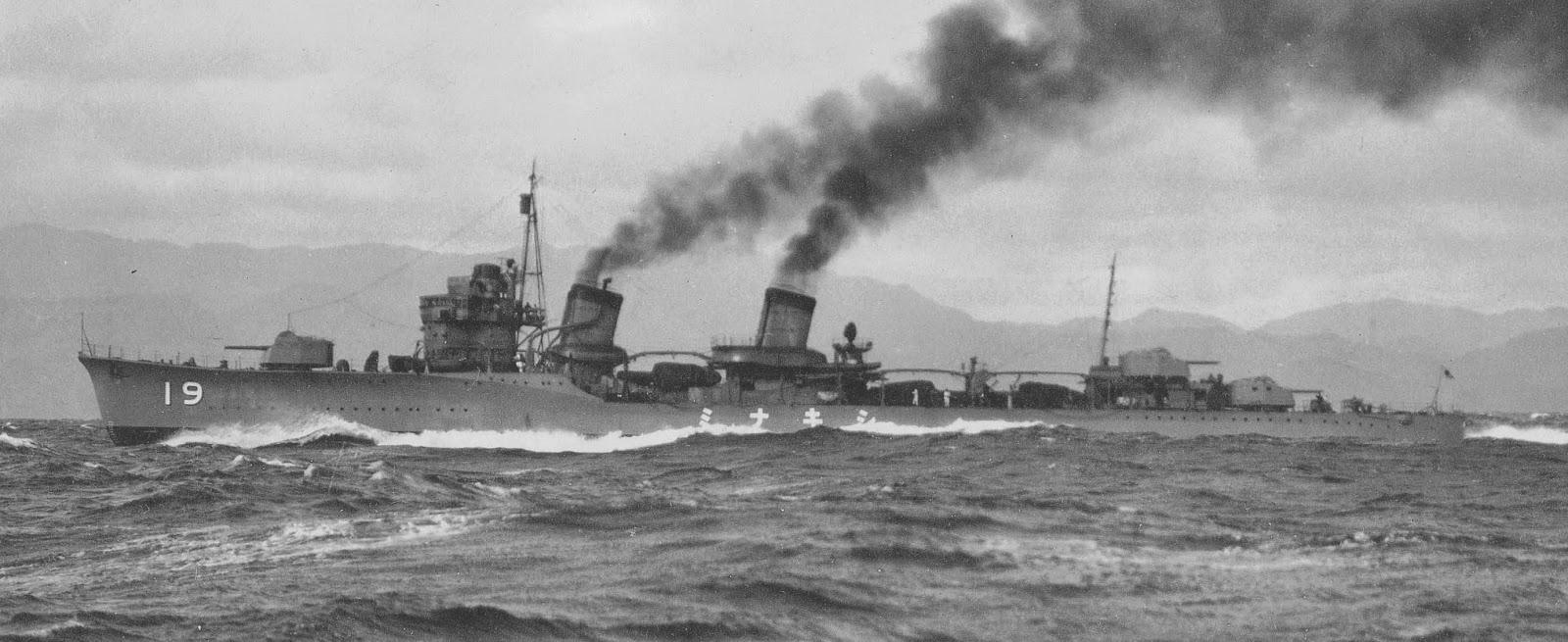 la marine Shikinami_II_1929